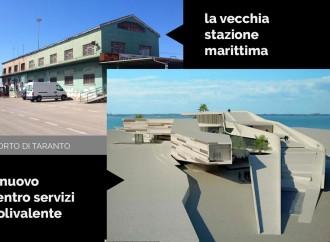 Taranto si prepara ad accogliere i crocieristi. Al via i lavori del nuovo Centro servizi del porto