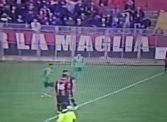 Il Taranto gioca bene ma spreca tutto al 95′