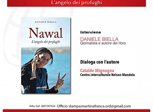 'L'angelo dei profughi', la storia di Nawal in un libro