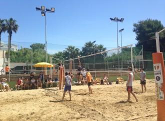 Giochi sulla sabbia, Taranto campo sportivo naturale