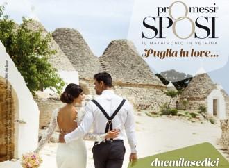 Promessi  Sposi,  il  matrimonio  in  vetrina  a  Taranto
