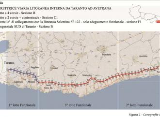 Taranto-Avetrana, Cgil, Cisl, Uil: No al definanziamento