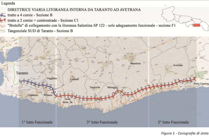 Taranto-Talsano-Avetrana, un'attesa che dura da 40 anni