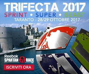 Taranto, è già tempo di Spartan Race 2017
