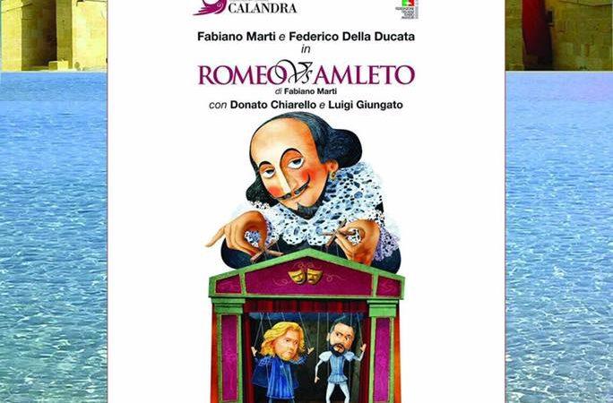 Stasera di scena Amleto.. contro Romeo