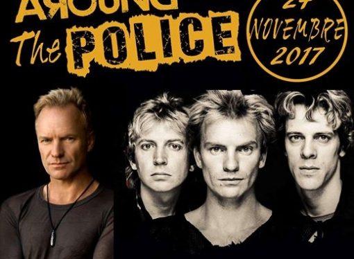 """Around the Police"", il sound di Sting a Roccaforzata <span class=""dashicons dashicons-calendar""></span>"