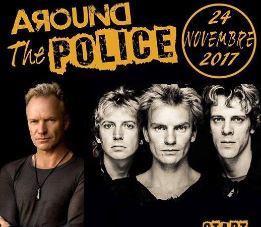 """""""Around the Police"""", il sound di Sting a Roccaforzata"""