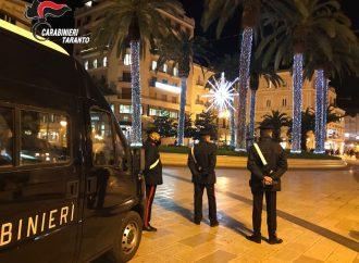 Taranto, Capodanno sicuro: controlli e servizi straordinari