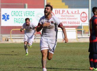 Il Taranto si rinforza in attacco