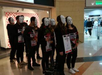 Liside, il flash mob della Memoria