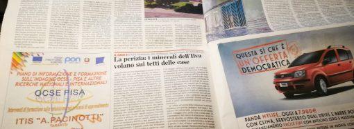 """Taranto, danneggiati dalle polveri Ilva. La Corte d'Appello dà ragione ai """"ribelli di Tamburi"""""""