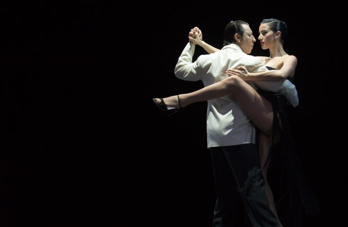 Tango, all'Orfeo balla la leggenda