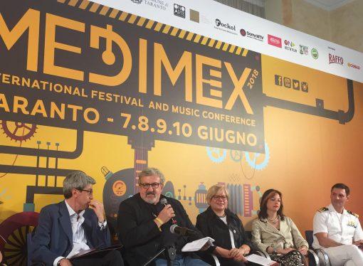 Medimex, Taranto fa sold out. Bis nel 2019