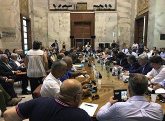 Roma, Mittal spiega cosa farà a Taranto: confronto in corso al Mise