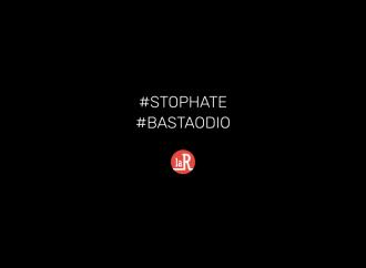 Chiusa per ODIO, la nostra pagina Fb oggi resta ferma: vi spieghiamo perché