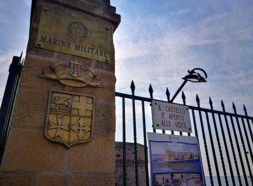 Taranto, Castello Aragonese: più turni per le visite guidate. Le nuove regole