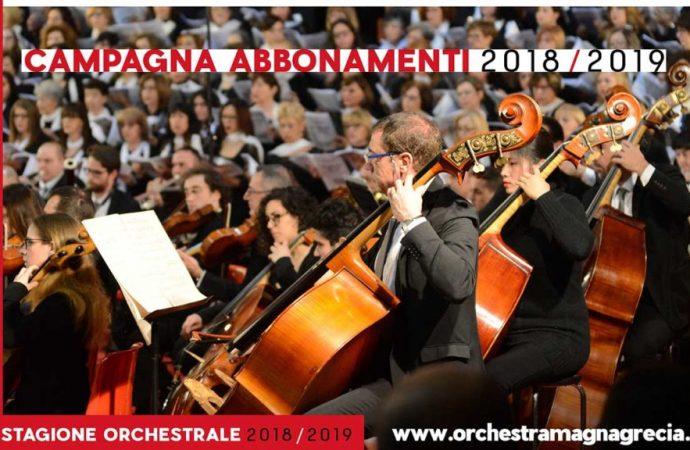 Orchestra Magna Grecia, sconti per prof e studenti