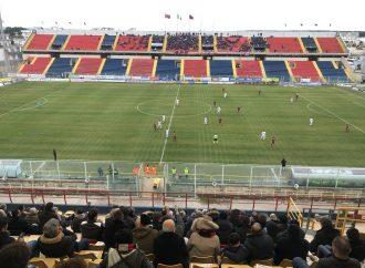 Taranto, due gol e due punti recuperati alla capolista