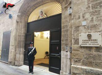 Città Vecchia, mercoledì apre i battenti la stazione dei Carabinieri