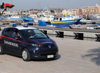 Taranto, Città Vecchia: operazione dei Carabinieri in corso