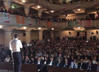 Renzi torna a Taranto per parlare del suo libro