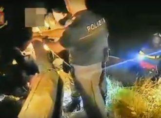 Cade in una profonda scarpata, tratto in salvo un 15enne (VIDEO)