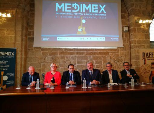 Torna Medimex, musica e cultura. Così Taranto vuole cambiare