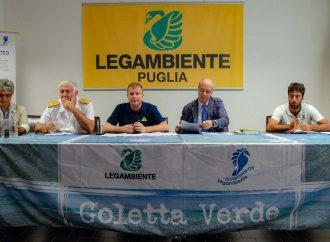 Goletta Verde, ecco lo stato di salute del mare in Puglia