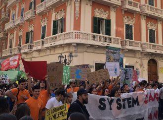 Difendiamo la Terra, studenti in campo anche a Taranto