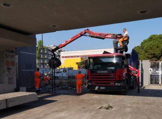 Magna Grecia: grandi pulizie nel centro sportivo, in attesa del bando