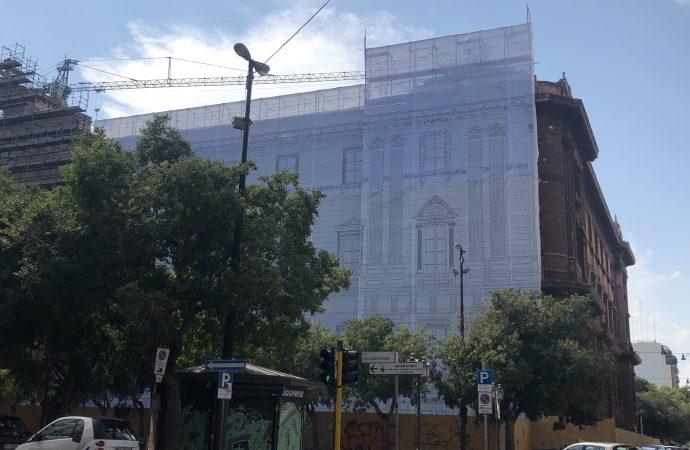 Palazzo degli Uffici, finalmente riparte il cantiere