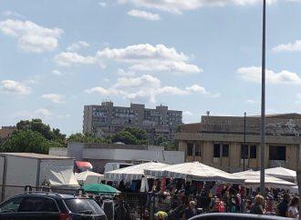 Salinella, mercatino delle pulci: stop dal 6 ottobre. I motivi nell'ordinanza