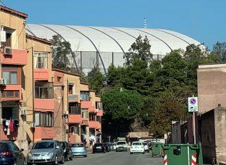 Taranto, copertura parchi minerali: intervento dei Liberi e Pensanti