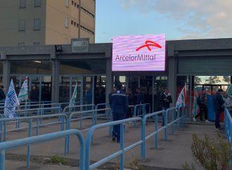 Mittal, misure anti-covid a Taranto: termo camere e test rapidi per i dipendenti