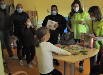 Taranto, Epifania in Oncoematologia pediatrica