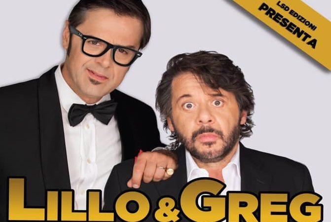 """Lillo e Greg al teatro Orfeo di Taranto con """"Gagmen"""""""