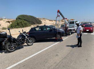 Marina di Taranto, tolleranza zero per chi occupa il posto auto riservato ai disabili