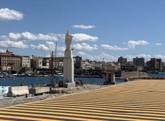 """""""Nel porto di Taranto un'opera fondamentale per un nuovo modello di sviluppo"""""""