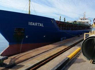 """Porto di Taranto, sul molo Polisettoriale anche gli """"special cargo"""""""