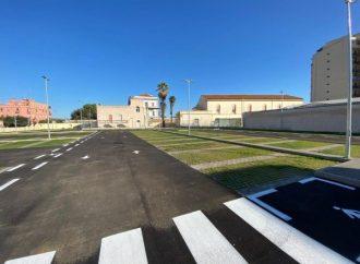 Taranto: ultimati i lavori, apre al pubblico il nuovo parcheggio Artiglieria
