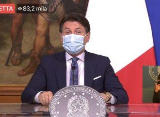 Da oggi tutta l'Italia in zona rossa, le regole da rispettare e le sanzioni
