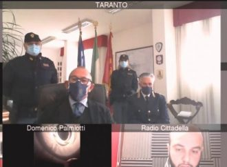 Taranto, criminalità pericolosa e pronta al salto di qualità