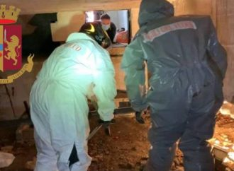 Taranto, omicidio alle case parcheggio. La polizia ha fermato due indiziati