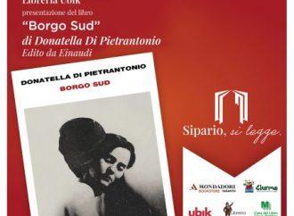 """Taranto, torna """"Sipario, si legge"""" con il libro Borgo Sud"""