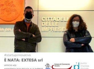 Taranto, costituita startup innovativa nel campo della realtà estesa