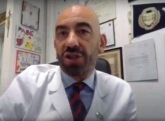 Covid: cure, vaccini e ricerca. Incontro online del Battaglini con il prof Bassetti