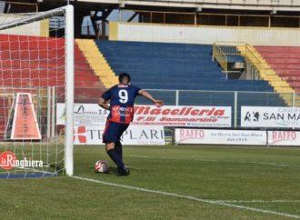 Il Taranto è al comando, restano tre finali