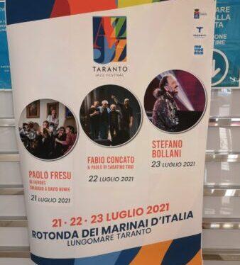"""Fresu, Concato e Bollani: Taranto Jazz Festival sulla Rotonda <span class=""""dashicons dashicons-calendar""""></span>"""