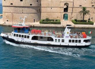 Taranto, isola San Pietro: idrovie attive dal 19 giugno. Tariffe e orari