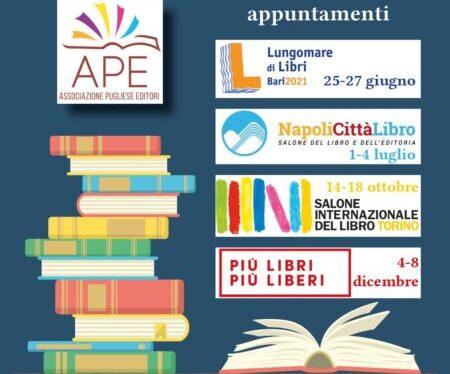 """Le iniziative dell'Associazione Pugliesi Editori, si parte con Lungomare di libri a Bari <span class=""""dashicons dashicons-calendar""""></span>"""